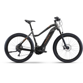 HAIBIKE SDURO Cross 6.0 E-crossbike Damer sort